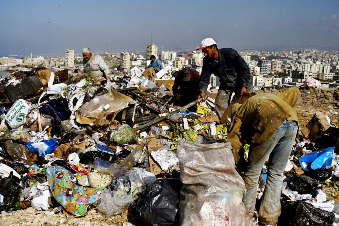 Waste Management as an Issue