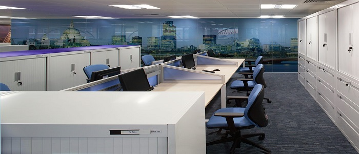 planning an office space