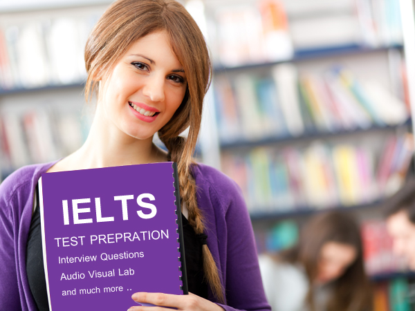 ielts british test