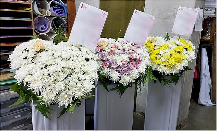funeral wreath Singapore