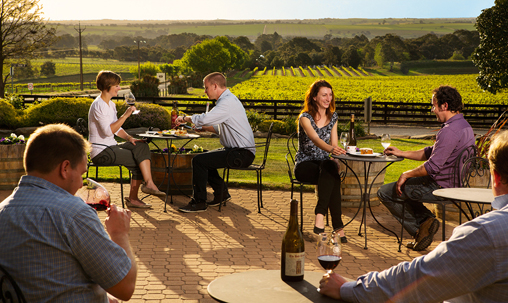 Wine Tours In The Barossa Valley