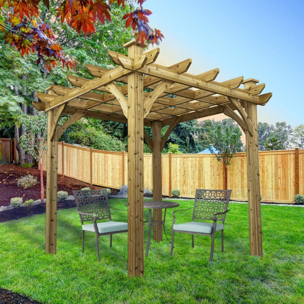 Few tips to choose the right gazebo