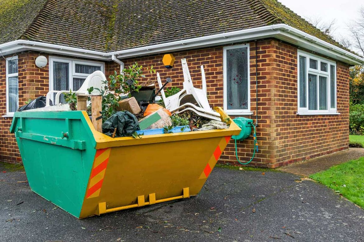 Skip An Eco-friendly Move For Waste Disposal