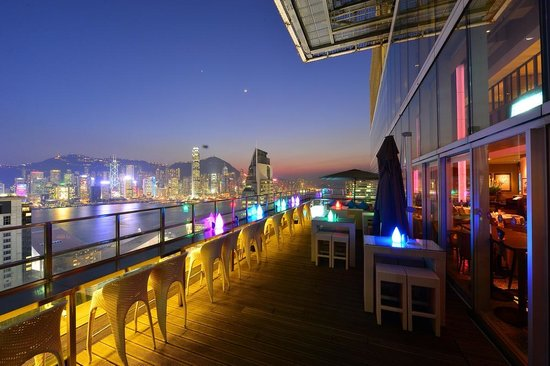 tsim sha tsui restaurants with harbour view
